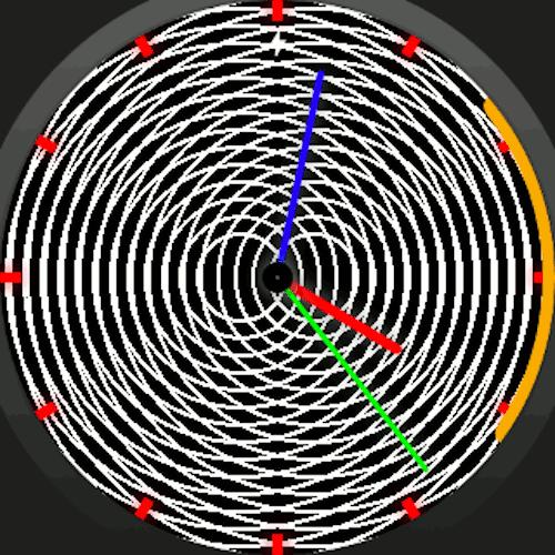 Imagen en miniatura del Esfera reloj Crossing Cercles