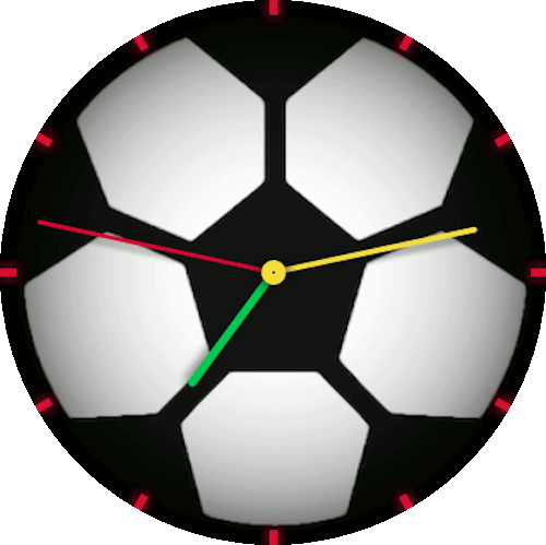 Thumbnail Football Watch Face