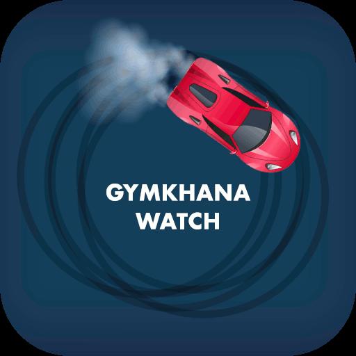 Imagen en miniatura del juego Gymkhana Watch. Demuestra sus habilidades de conducción
