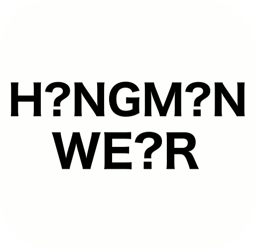 Thumbnail Hangman Wear — Watch Game App