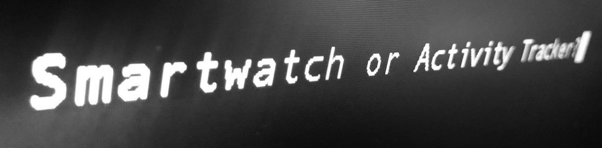 Smartwatch Vs fit image screenshot