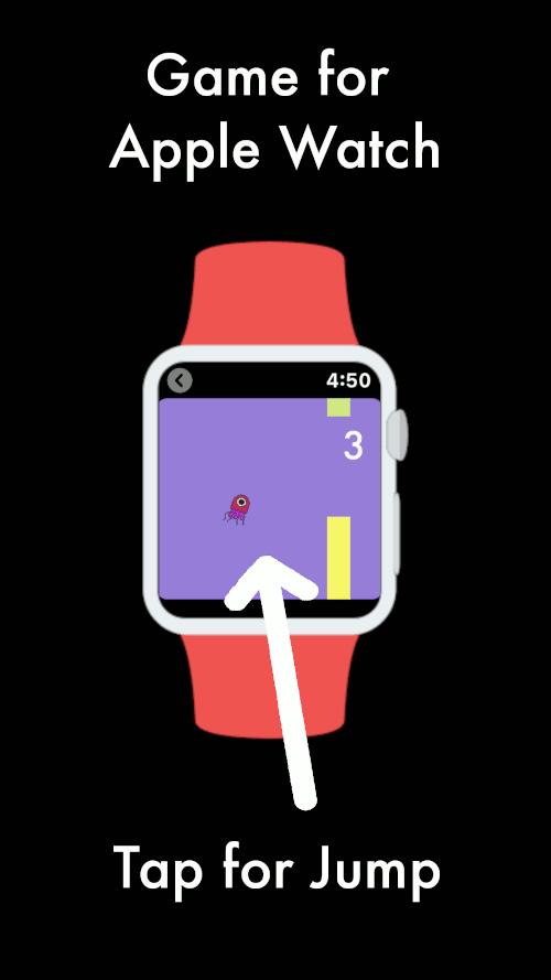 Imagen en miniatura del juego Hockey Aire Wear — Juego reloj. Minimal hockey aire para Apple Watch