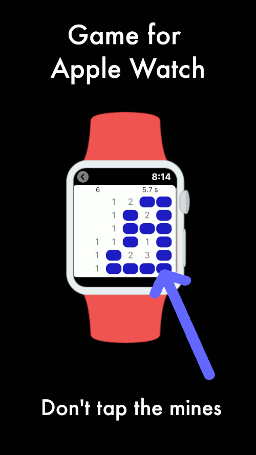Thumbnail Minesweeper Wear — Watch game