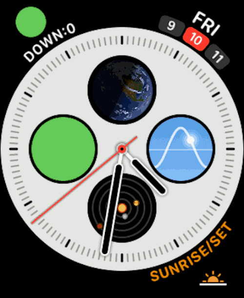 Imagen en miniatura Mon Watch - Siempre activo
