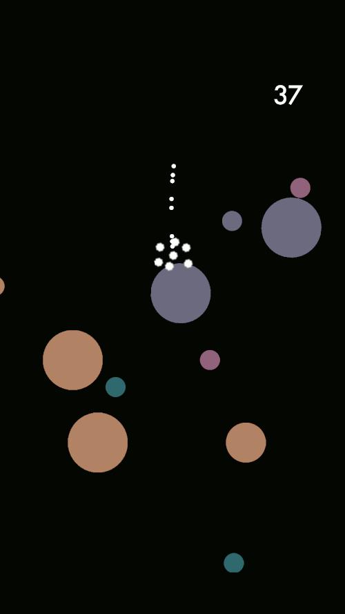 Imagen en miniatura del juego Galaxia Relajante