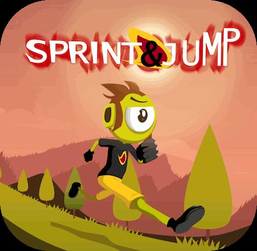 Imagen en miniatura del juego Esprinta y salta