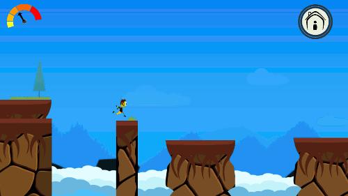 Imagen en miniatura del juego Sprint y salta