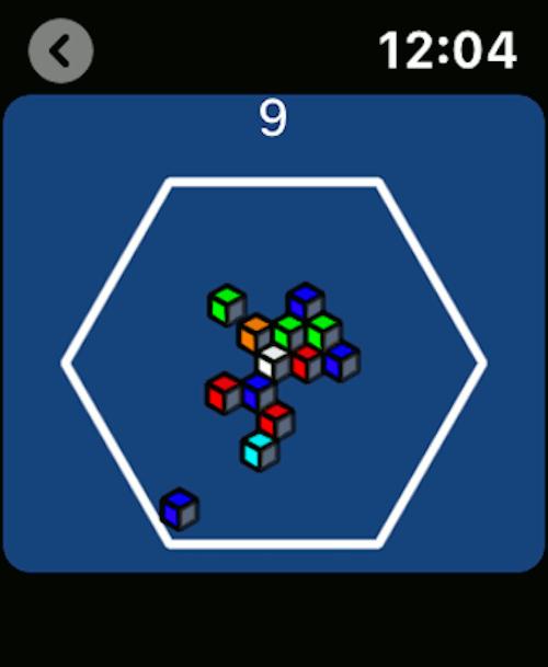 Imagen en miniatura del juego Teselado 360 — Juego reloj