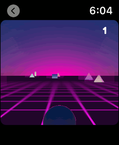Imagen en miniatura del juego Vaporwave race 3D